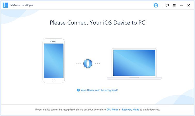 connect idevice to pc