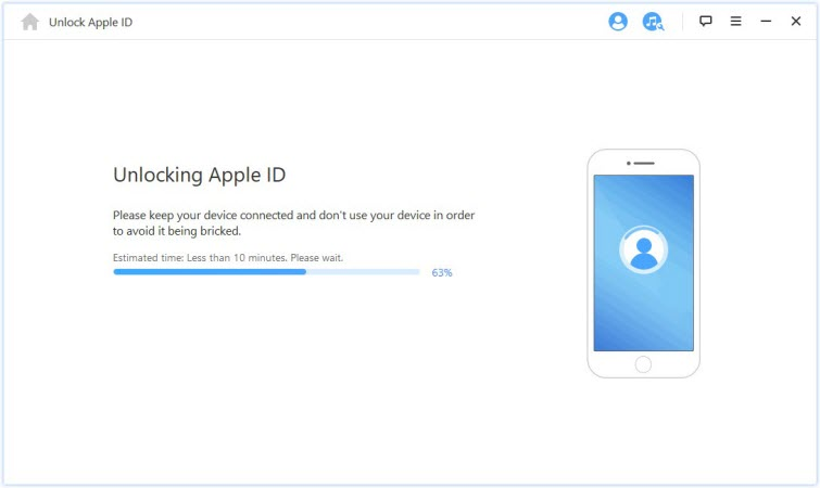 unlocking apple ID